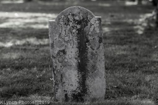 Cemetery BlackWhite